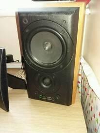 Mission 771 bookshelf speakers