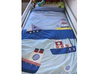 Boys nautical theme bedroom accessories by JoJo Maman Bebe