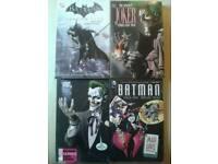 Batman 4x graphic novel's