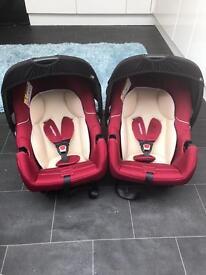 Mothercare car seats