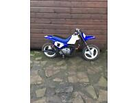 Yamaha pw50 open to offers