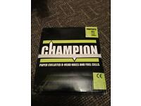 Champion collated nails 4 boxes