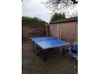 Table Tennis table (Cornilleau outdoor)