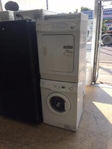 ECONOPLUS LIQUIDATION YEAR END SALE 10% OFF ON  WHIRLPOOL 24 INCHES  WASHER DRYER SET 899.99 TAXES INCLUDED