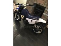 Yamaha pw 50 year 2000