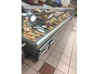 Chill Counter 3x4 Metre Bays