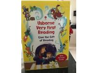 Usborne early reader set