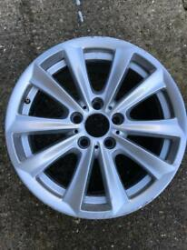 Alloy rim bmw f10 5 series