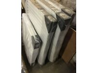 radiators brand new in packaging all singles all sizes uk made high quality , deals available