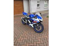 2009 gsxr 750 k8 £5500