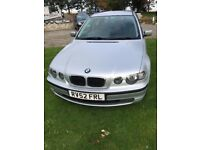 BMW 316 Ti 1.8cc 2002
