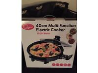 New Multi function electric cooker pan