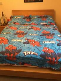 Spider-Man Double duvet and two pillow cases