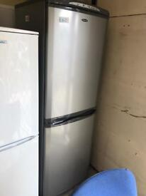 FRIDGE FREEZER IN GRAPHITE GREY - HOTPOINT- PLANET 🌎 APPLIANCE