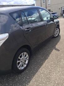 Toyota verso 2010 7 seater only 56500 miles FSH
