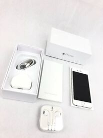 ** 64GB ** IPHONE 6 * SILVER * UNLOCKED * WARRANTY