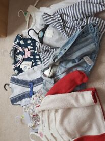 Toddler girls clothes 1-2 years