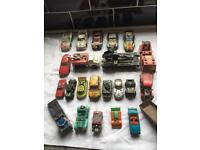Dinky matchbox etc cars tanks other vehicles