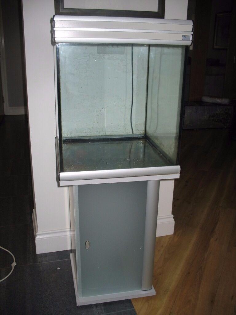 aquatlantis evasion 150 litre fish tank aquarium plus all equipment in claygate surrey gumtree. Black Bedroom Furniture Sets. Home Design Ideas