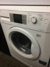 £110 8 KG BEKO WASHER WITH LARGE LCD - PLANET 🌎 APPLIANCE