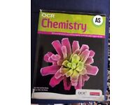 OCR biology and chemistry AS level textbooks