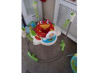 Jumperoo nothing wrong with it just need gone as need the room