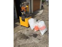 Zumex commercial orange juicier. Juice machine
