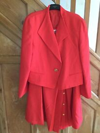 Ladies coats, jackets and suit in various colours and sizes