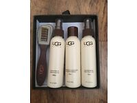 Ugg care kit - in original box - good condition - RRP £25