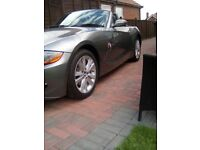 Bmw z4 great fun and drive
