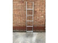 Metal bunk ladder