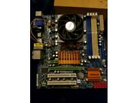 ASRock M3A785GMH/128M Motherboard