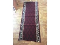 Very New small carpet 170*100CM
