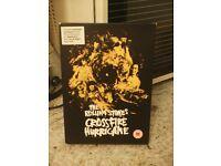 the rolling stones , crossfire hurricane , dvd
