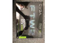 EVGA GeForce GTX 1080 FTW2 GAMING ICX video card