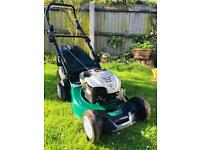 Atco Quattro 18SE self propelled electric start lawnmower