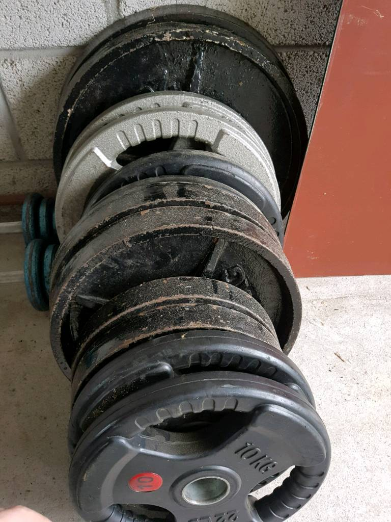Olympic Weight Plates - 260kg