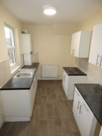 LOVELY 2 BED LOWER FLAT AVAILABLE TO RENT ON NEWTON STREET, GATESHEAD. LOW MOVE IN COSTS.
