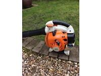 Stihl sh86c Two Stroke Petrol Leaf blower