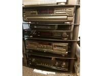 Technics tr 474 mk2 double tape deck