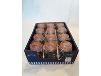 Set of 12 Kilner mini clip top spices jars (70ml) - BRAND NEW