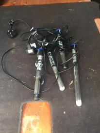 Fish equipment REDUCED!!!