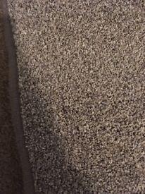 2 x stair woollen runner carpet pieces