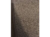 2 x stair woollen runner carpet pieces