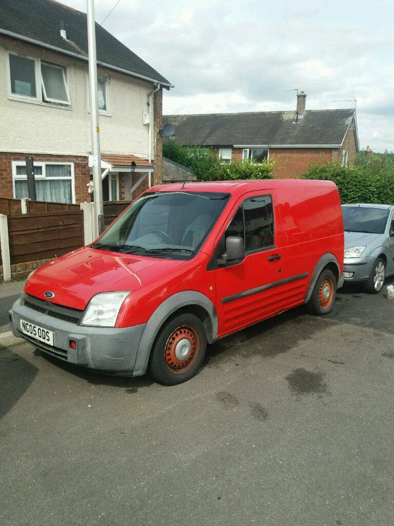 Ford transit connect 1.8tdci 2005