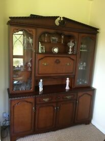 Rossmore Display Cabinet