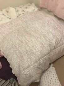 The white company single bed linen