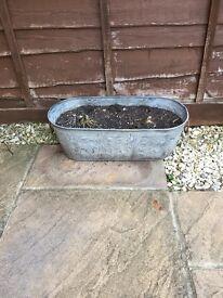 Garden Herb Planter - shabby chic