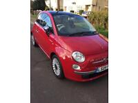 FIAT 500. Beautiful car. Lady owners from new.