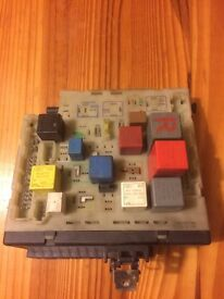 Ford electrical fusebox